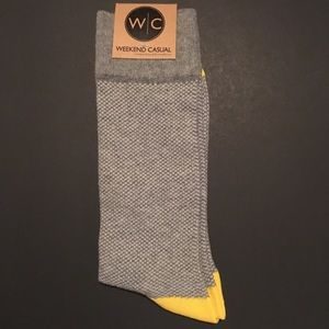 Other - NWT Weekend Casual dress socks